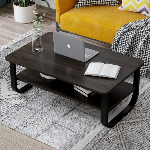 طاولة وسط سوداء موديل 333-32
