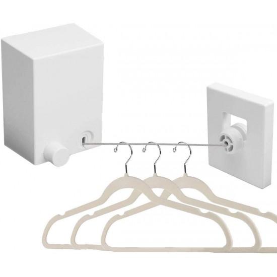منشر حبل بجودة عالية يمكن تعليقه في عدة اماكن بطول 4 متر