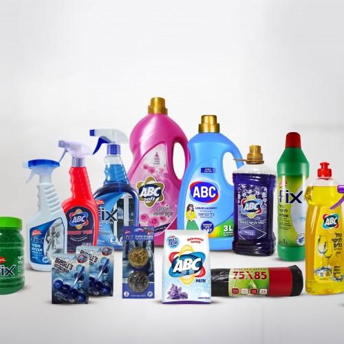 مجموعة التنظيف المنزلية مكونة من 15 صنف