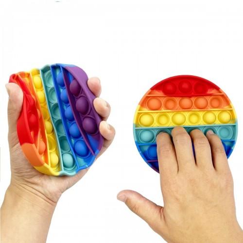 لعبة pop it لتخفيف التوتر والقلق مناسبة للكبار والصغار