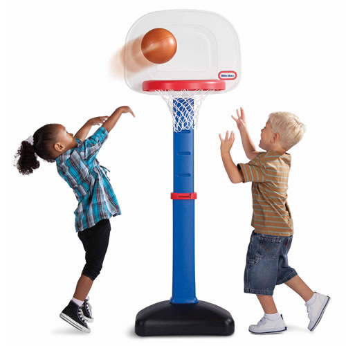 لعبة كرة السلة للاطفال يمكن التحكم بارتفاعها