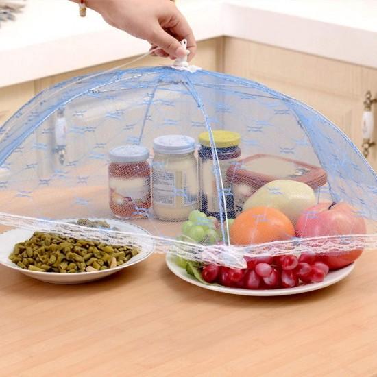 غطاء على شكل مظلة لحفظ الطعام