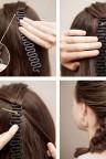 قطعة تجديل الشعر