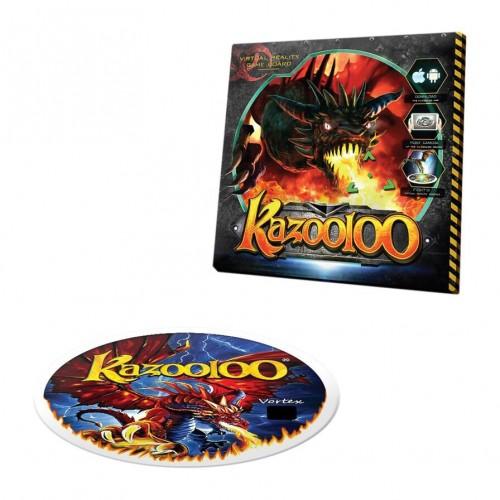 لعبة الواقع المعزز اللوحية كازولو (Kazooloo )