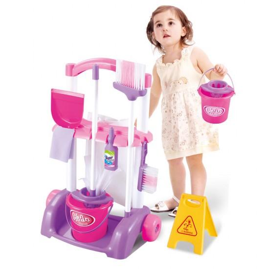 مجموعة  التنظيف للاطفال