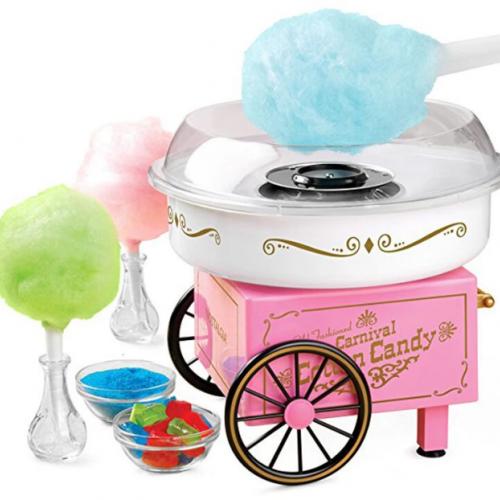 ماكينة شعر البنات المنزلية Cotton candy maker