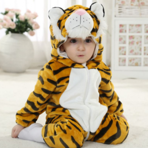 افرهول شتوي للأطفال بعمر أقل من 6 أشهر متوفر بعدة أشكال مختلفة