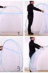 خيمة المضادة للحشرات والناموس