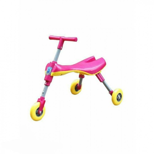سكوتر للاطفال ثلاث عجلات قابل للطي