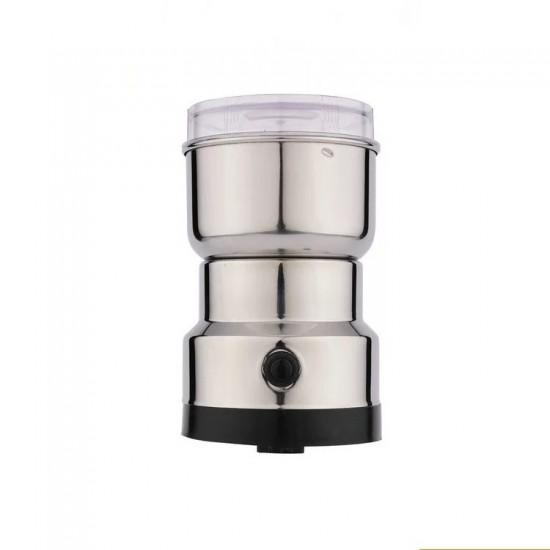 مطحنة صغيرة للحبوب والقهوة