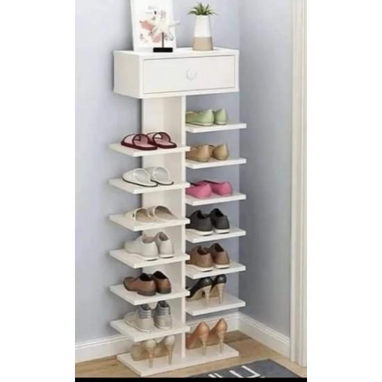 خزانة أحذية خشب
