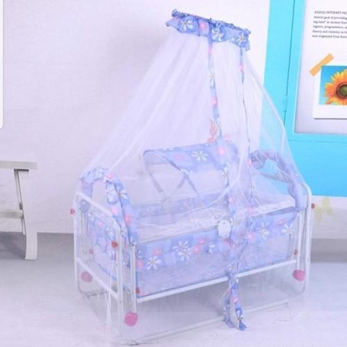 سرير للبيبي والاطفال مع ناموسية