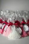 صابون معطر شكل فستان توزيعات عروس