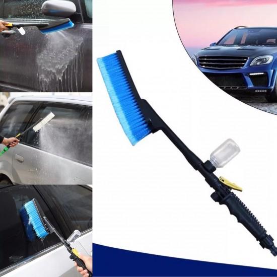فرشاة لتنظيف السيارة