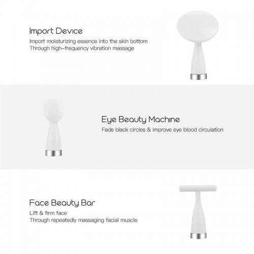 فرشاة الكترونية للعناية بالوجه والتنظيف العميق
