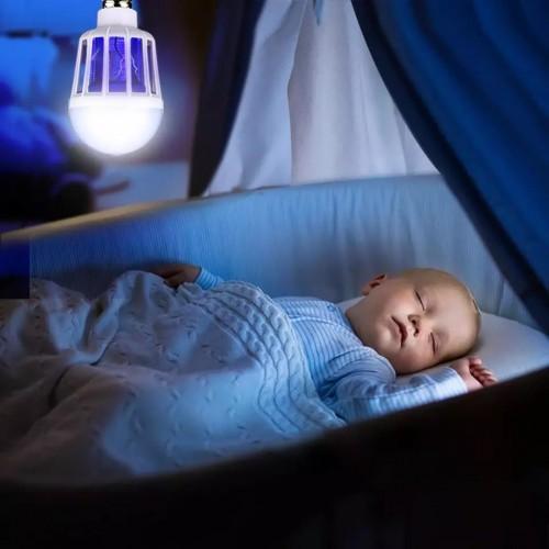 مصباح طارد للبعوض وناموس