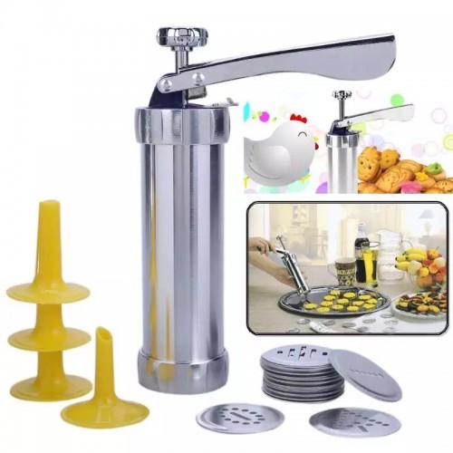 مكبس آلة لصنع البسكويت والحلويات