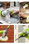 ممسحة تنظيف كهربائية قابلة للشحن