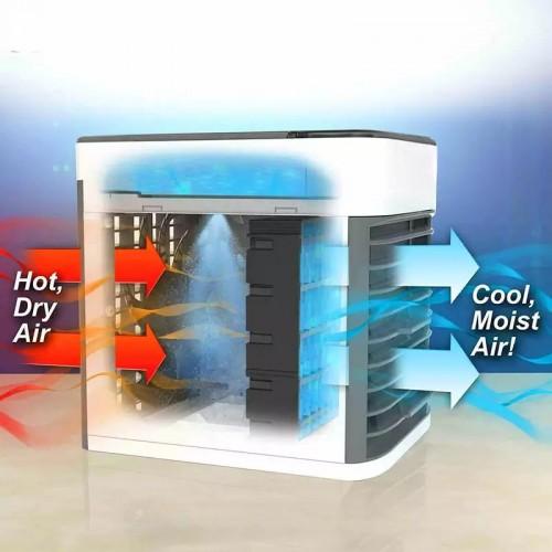 مكيف هواء بارد محمول المتتطور